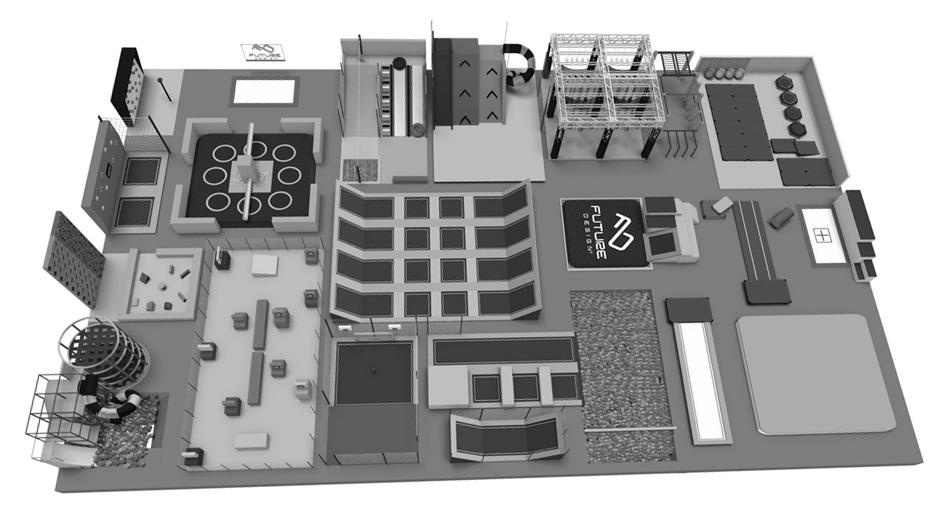Budowanie parków rozrywki