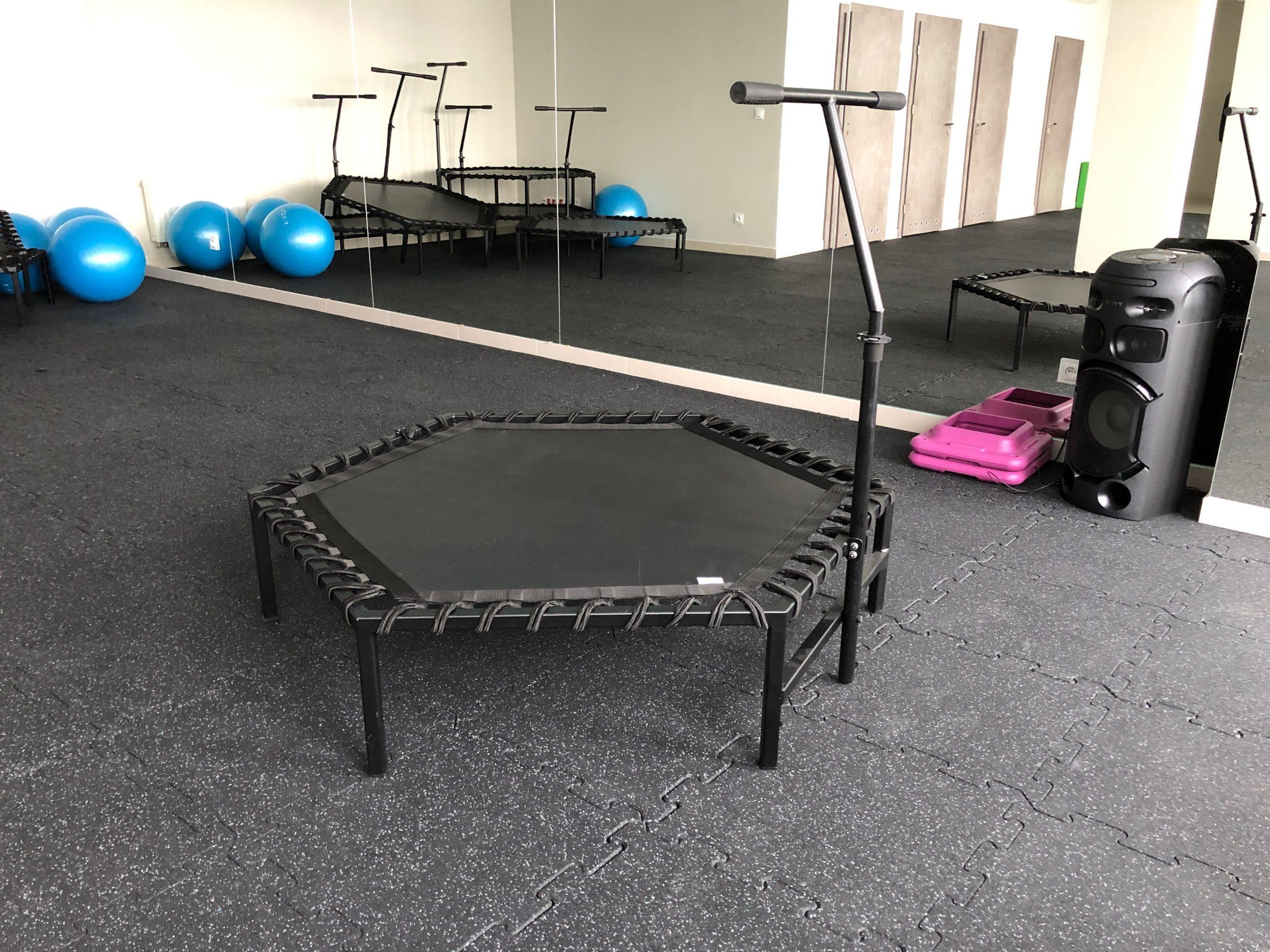 trampoliny fitness PRO