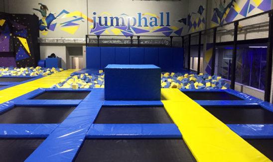 Jump Hall - Park Trampolin Wrocław